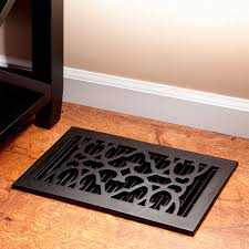 Touch Floor L Traditional Cast Iron Floor Register Hardware