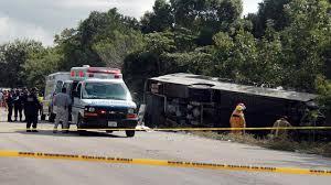 video deadly queens bus crash caught on camera abc7ny com