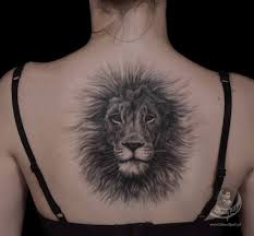 lion finger tattoos back tattoo best tattoo ideas u0026 designs part 2