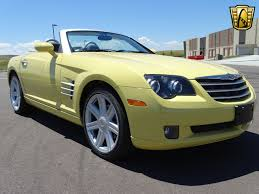 chrysler sports car 2007 chrysler crossfire gateway classic cars 22