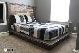 Platform Bed Headboard Inspirational Can You Attach A Headboard To A Platform Bed 55