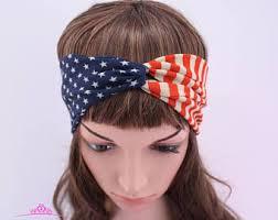 4th of july headband 4th of july headband etsy