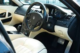 maserati quattroporte interior wedding cars gallery cambridge wedding cars