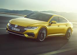 volkswagen arteon rear volkswagen arteon revealed with video cars co za
