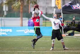 7on7 Flag Football Playbook Nfl Flag Football