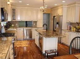 kitchen remodel ideas white cabinets nickel chrome swing panel