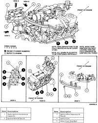 diagrams for u002796 99 page 3 taurus car club of america ford