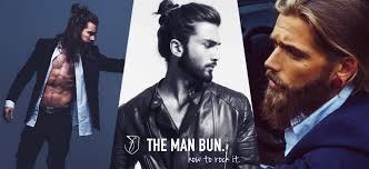 mun hairstyle the man bun hairstyle buns for men