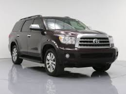 used toyota sequoia for sale carmax
