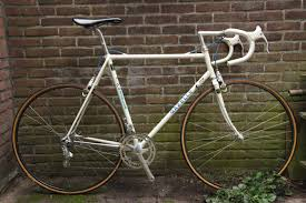 peugeot bike white anyone still have a steel bike page 23 weight weenies