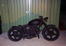 honda cb 250 swap meet crap rat bike of the day adam u0027s 1980 cb250 bobber