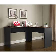Contemporary L Shaped Desks Eastcrest Contemporary L Shaped Desk Cherry Slate Gray Room