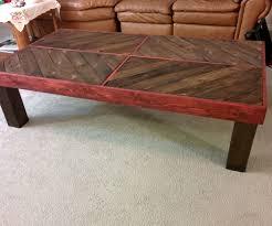 using shou sugi ban to make an interesting coffee table 10 steps