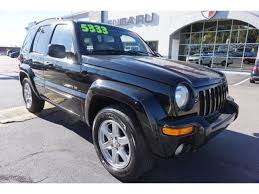 2003 blue jeep liberty used 2003 jeep liberty for sale in knoxville tn near maryville