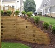 How To Build A Timber Retaining Wall Retaining Walls Walls And - Timber retaining wall design