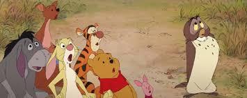 winnie pooh cast images voice actors