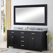 Double Sink Vanities For Bathrooms by Water Creation Madison 60e 60 Inch Espresso Double Sink Bathroom