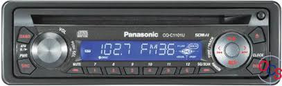 panasonic cq c1101u product ratings and reviews at onlinecarstereo com