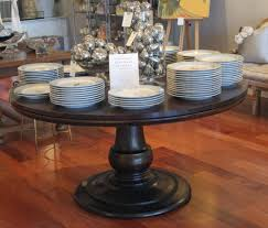 round dining room table with leaf dining room round pedestal dining table beautifully made for your