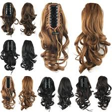 Synthetic Hair Extension by Compare Prices On Short Ponytail Extensions Online Shopping Buy