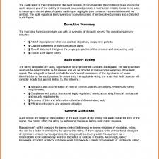 7 example executive summary format resume template example mughals