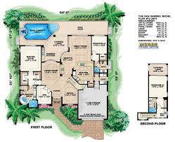 san gabriel home plan weber design group naples fl