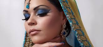 bridal makeup tutorial arabic bridal eye makeup tutorial with detailed steps and pictures