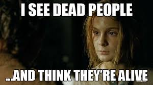 Carol Walking Dead Meme - the walking dead recap indifference reminds us that