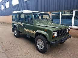 used land rover defender 110 for sale 1990 defender 110 td olivers classics