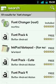 how to change the font on android how to change android font mobilecon