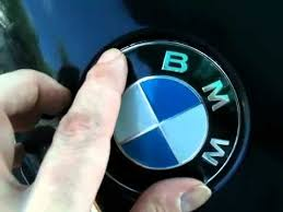 bmw e39 replacement badge doesn t fit