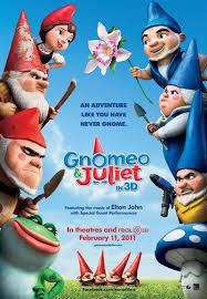 gnomeo u0026 juliet dvd movie synopsis