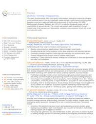 Core Qualifications Examples For Resume by Assistant Principal Resume Or Cv Sample A K A Vice