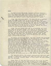 read the letter the fbi sent mlk to try to convince him to kill