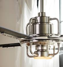 themed ceiling fan peregrine industrial led ceiling fan led 4 blade ceiling fan