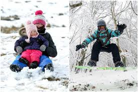 where will and won t it snow in wales this weekend wales