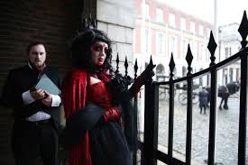 the lord mayor oisin quinn bram stoker the blood countess and