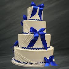 wedding cake royal blue 10 royal blue wedding cakes buttercream photo royal blue and
