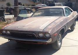 dodge challenger project challenging 1973 dodge challenger project