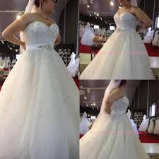 discount elegant plus size wedding dresses sweetheart backless