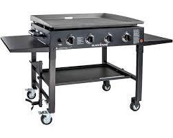 blackstone griddle surround table blackstone 36 outdoor griddle solid steel outdoor griddle