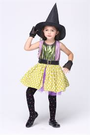 rockin witch costume child collection witch halloween costumes for kids pictures green punky