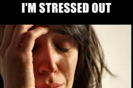 Stressed Out Memes - 8 ways love hate s siobhan stressed the nation out tonight