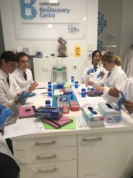 yr 9 excursion to perkins institute for biomedical research