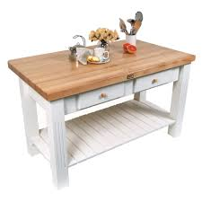 kitchen islands u0026 tables maple top kitchen island with 8