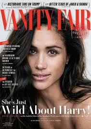 Vanity Fair Cover Shoot Meghan Markle Takes A Stand Against Airbrushing Out Freckles With