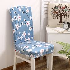 Popular Fabric Chair Covers For Dining Room ChairsBuy Cheap - Covers for dining room chairs