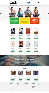 ebooks prestashop theme