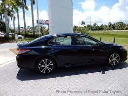 lexus dealership in palm beach fl 2018 new toyota camry se automatic at royal palm toyota serving