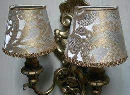 Mini Lamp Shades For Chandelier Sconce Blue Sconce Fabric Lamp Shades Chandelier Mini Moroccan